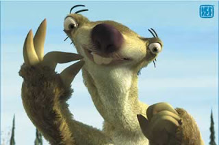 lol excellent Ice age sloath excellent point