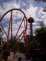 Six Flags Magic Mountain - Tatsu - Tower