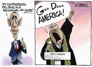 Obama Message = Wright's Message