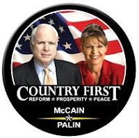 John McCain - Sarah Palin - Country First