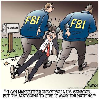 FBI & Blago