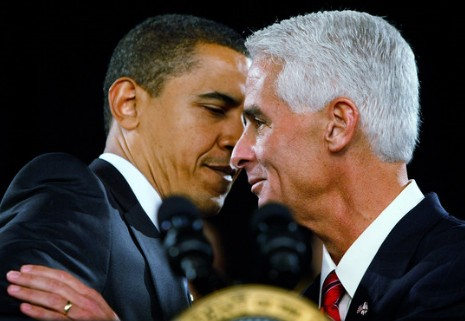 Americas Best Choice Charlie Crist Birthday Card For Barack Obama