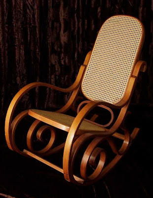 Rocking Chairs on Shop   Vintage Gallery  Antique Thonet Bentwood Rocker Rocking Chair