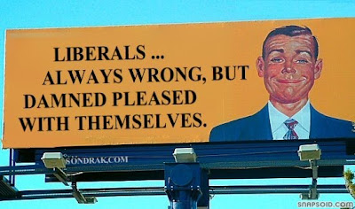 liberals always wrong