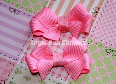 Pink Mini Bows