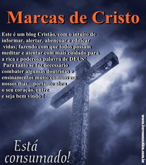 Marcas de Cristo