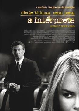 Filme Poster A Intérprete DVDRip XviD Dual Audio & RMVB Dublado