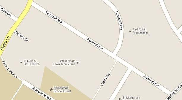 Map  Ferncroft Road Mercer Island To Metropolitan Grill Seattle