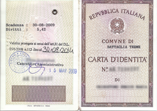 Croaziatours Blog Ultime Novit 224 Sulla Carta Di Identit 224 E