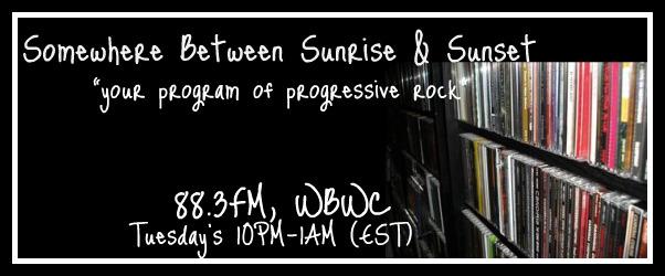 Somewhere Between Sunrise & Sunset, 88.3FM WBWC