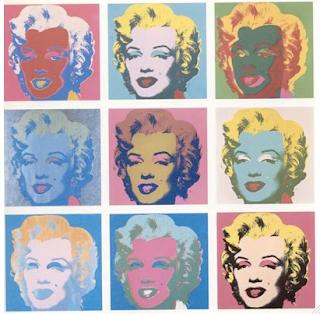 Obra símbolo del Pop Art, Andy Warhol, 1952