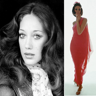 Marisa Berenson icono fashion