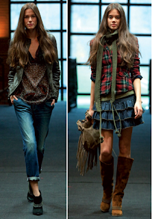 Looks denim Replay 3 2010/2011