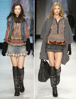 Looks desfile Replay 10 2010/2011