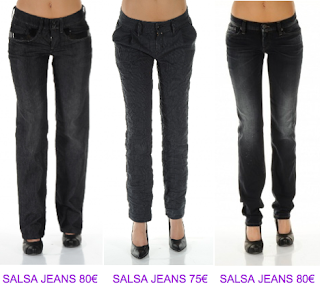 Jeans fashion Salsa Jeans 3 2010/2011