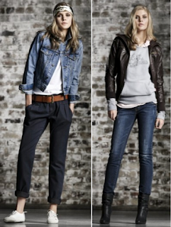 Looks casuales Levi's 3 2010/2011