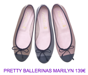 Pretty Ballerinas Marilyn lazo