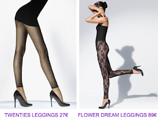 Leggings negros Wolford 3 2010/2011