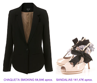 Chaqueta smoking TopShop
