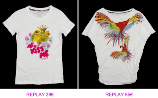 Replay camisetas5
