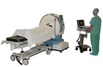 portable ct scanner