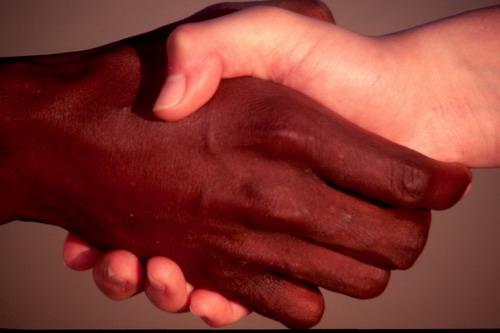 """Os negros querem escurecer os brancos"""""""