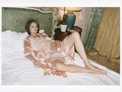 Beauty & Style Inspiration - Charlotte Rampling