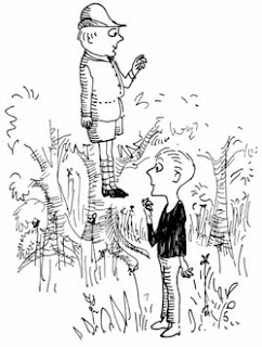 Illustration from The Phantom Tollbooth