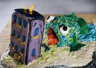 Order of Odd-Fish Cake