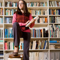 Girl with Shelf