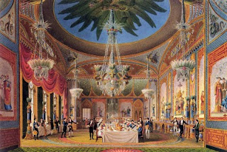 Brighton Pavillion Dining Room