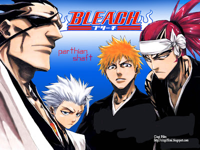 anime bleach, çizgi film resim
