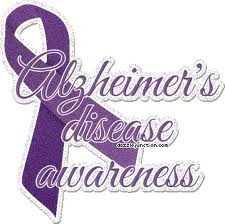 I Support Alzheimer's Research