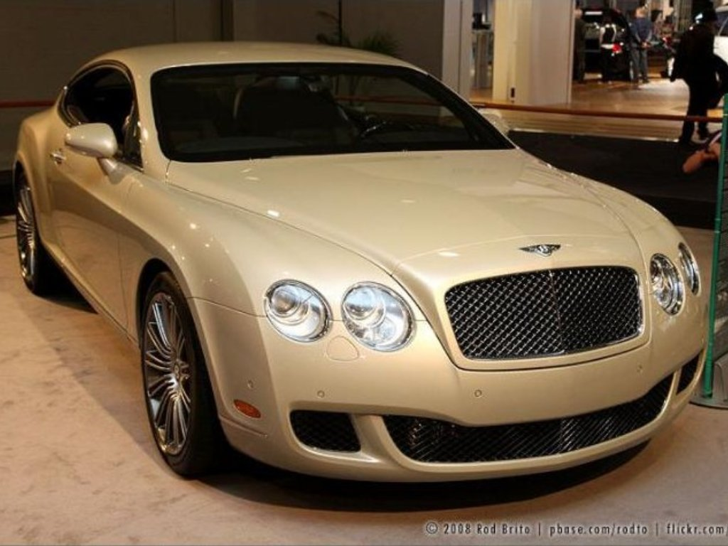 Cars 2007 Bentley Continental Gt Speed