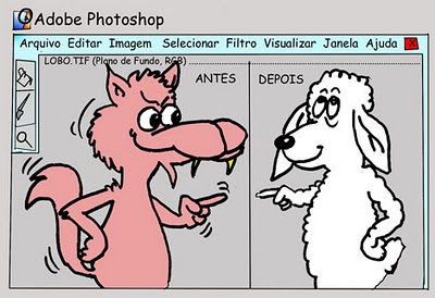 A arte do Photoshop!!!