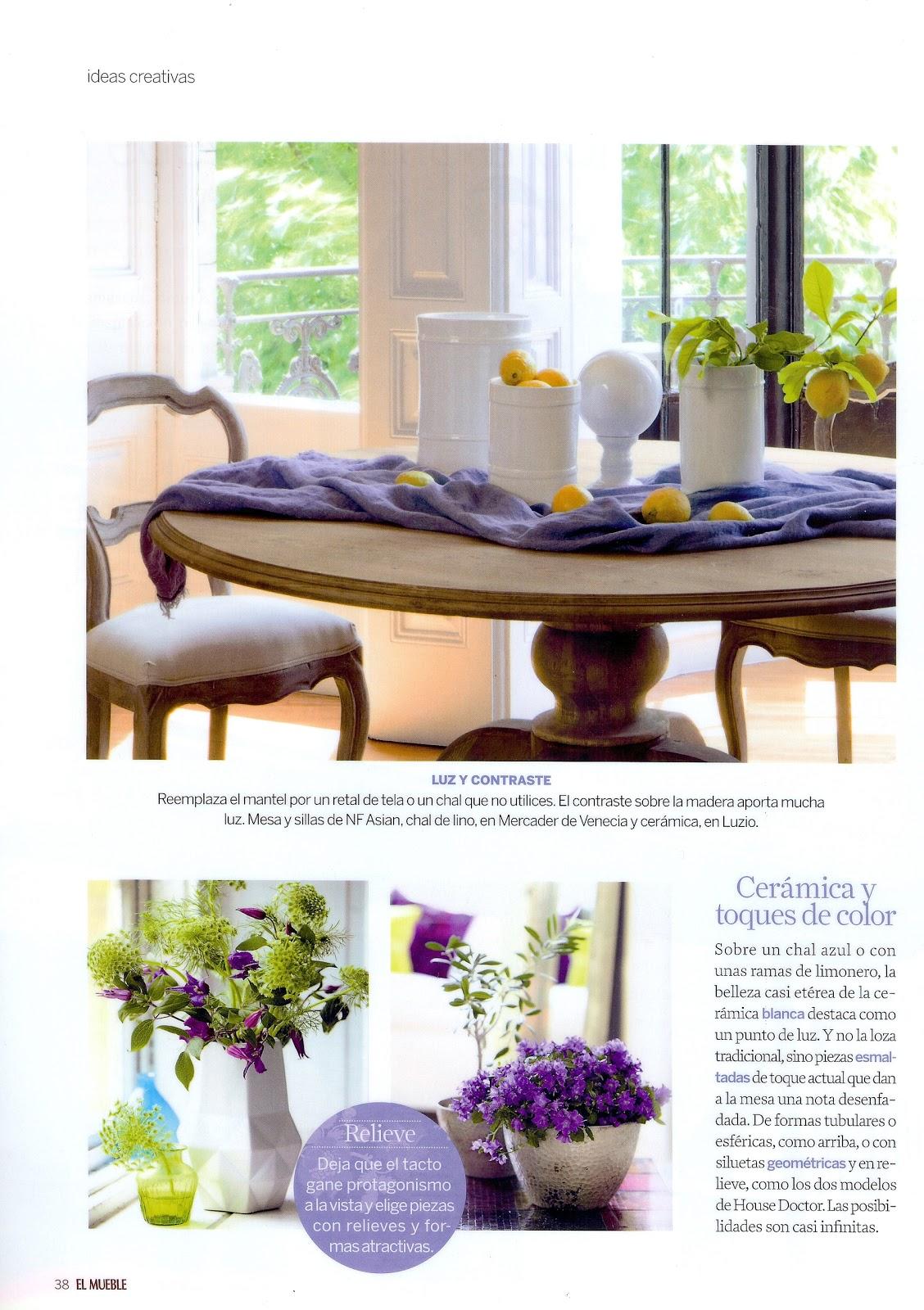 La glicina decorar mesa comedor iv - Decorar mesa comedor ...