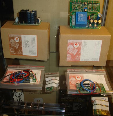 TentLabs DIY Audio Products