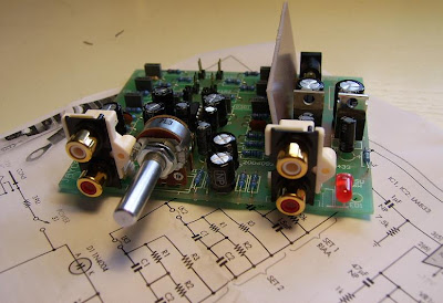 Phono Preamp Kit