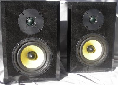 DIY Granite Speakers