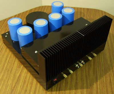 Jean Hiraga Super Class-A Amplifier