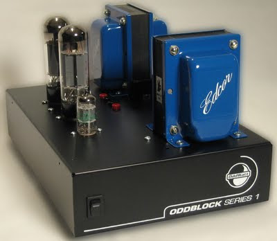 OddBlock KT77 Tube Amp Kit
