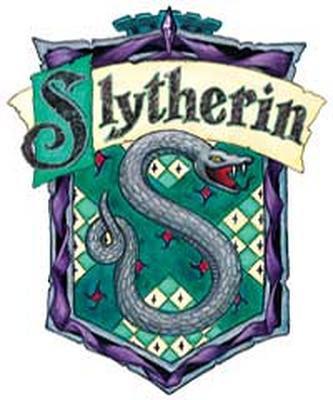 Puntuación de Slytherin Slytherin