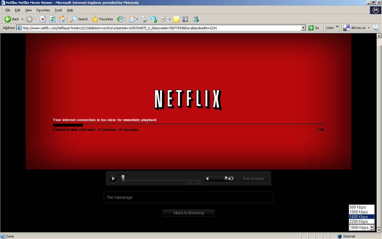 how to know if movie on netflix is hd