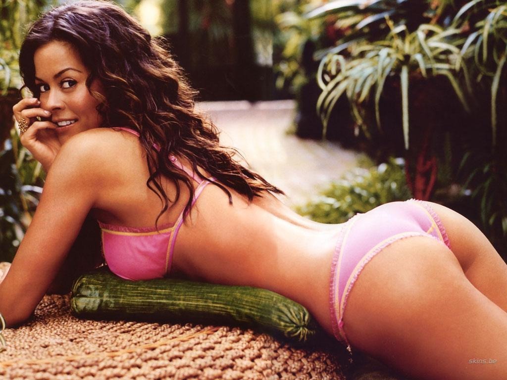 brooke burke neud photos
