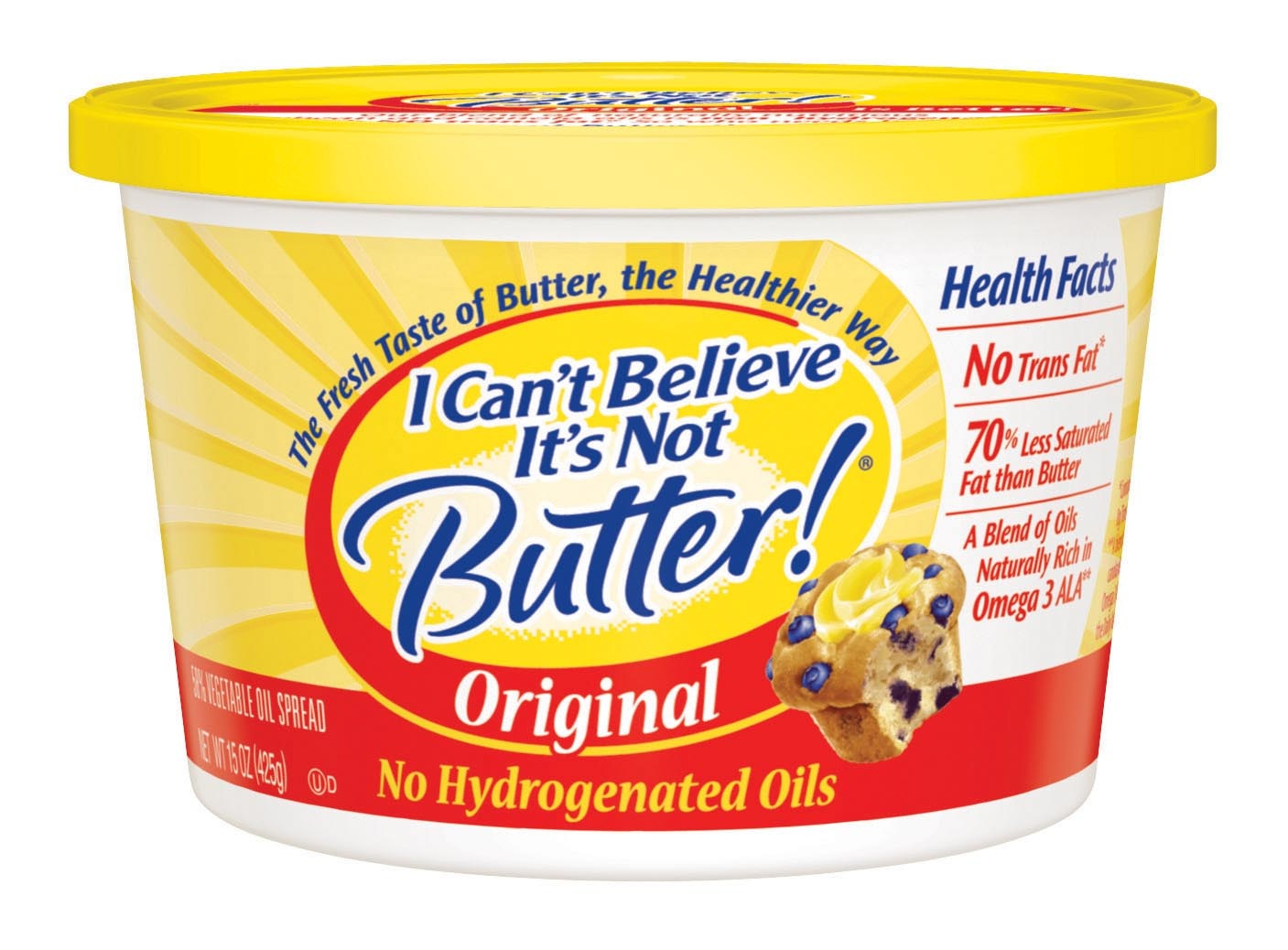 Can I Substitute Margarine For Butter When Baking A Cake