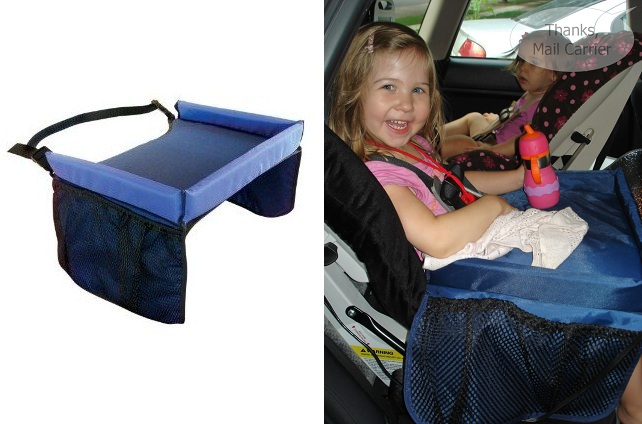 Thanks Mail Carrier Snack Amp Play Travel Tray Review