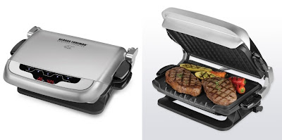 Thanks mail carrier george foreman evolve grill review bonus delicious brownie recipe - George foreman evolve grill ...