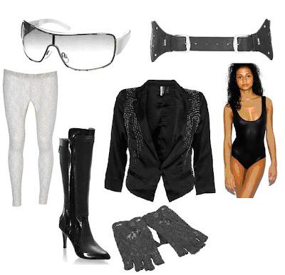 How To Dress Like Lady Gaga