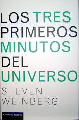 Los tres primeros minutos del universo