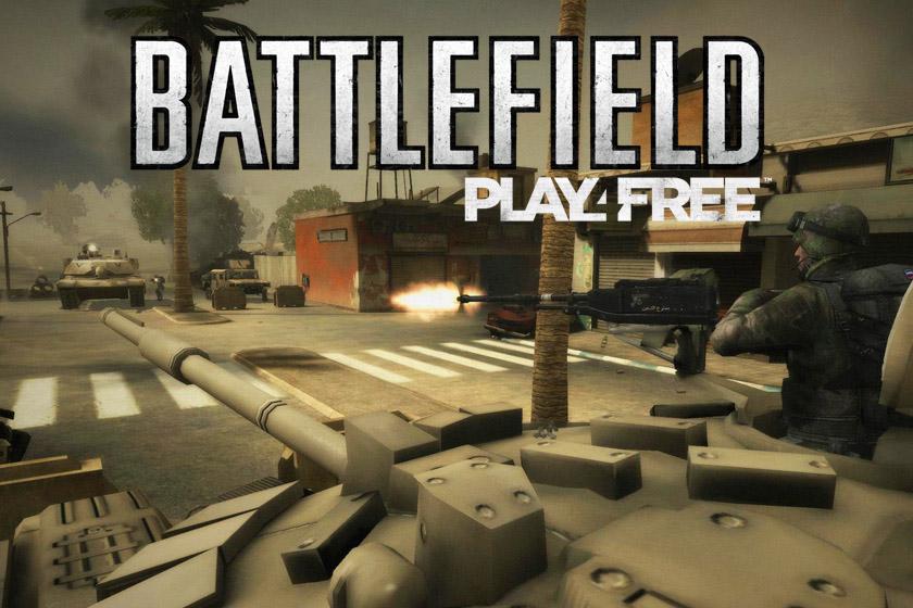 Battlefield Play4Free é anunciado
